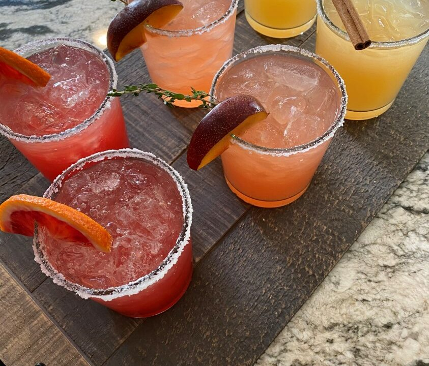 Fall Into…A Trio of Margaritas