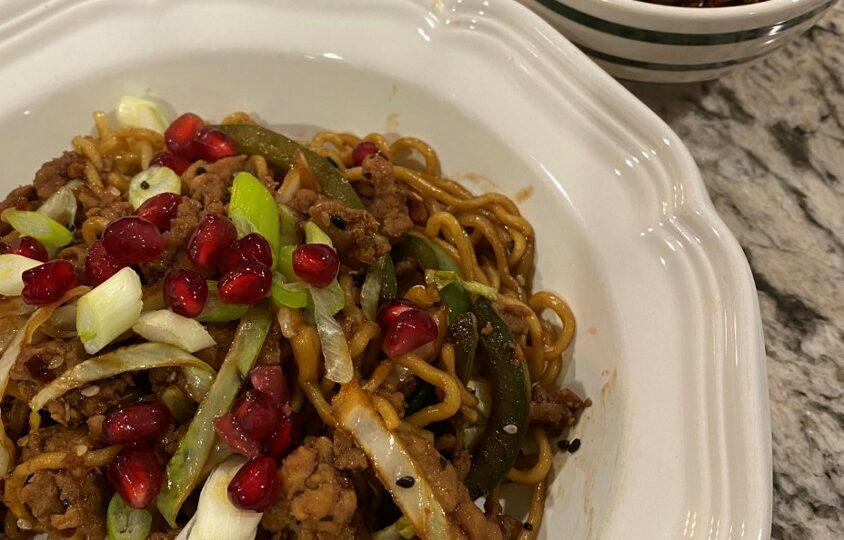 Weeknight Recipe Rescue—Real Kitchen Insights on 30 Minute Spicy Sesame Noodles with Ginger Chicken