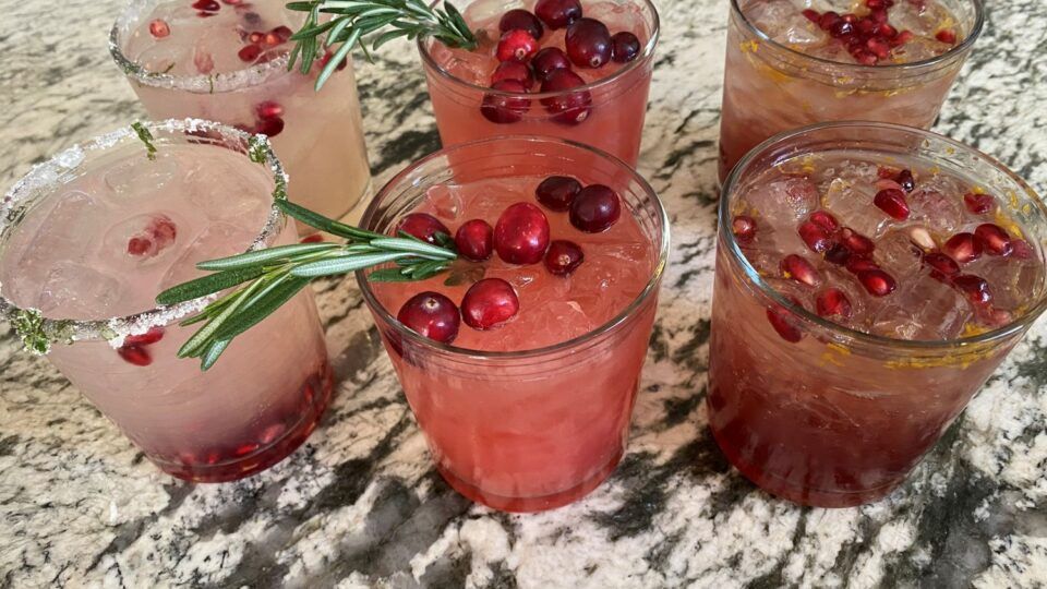 You'd Better Watch Out for These Christmas Cocktail Characters