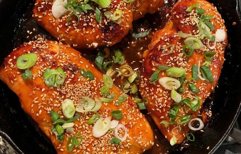 Go-To Gochujang Chicken