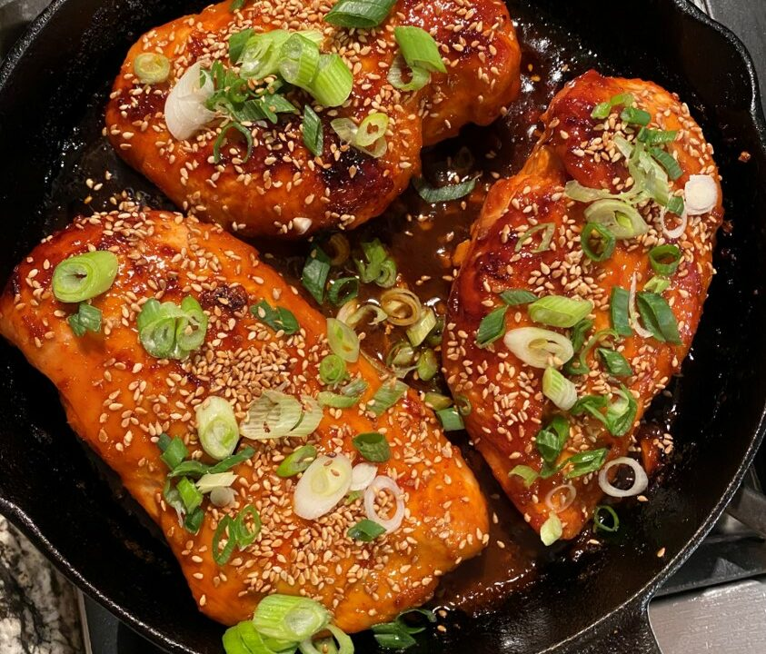 Go-To Gochujang Chicken