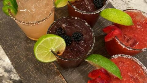 Super Bowl Pour Decisions–Margaritas and More!