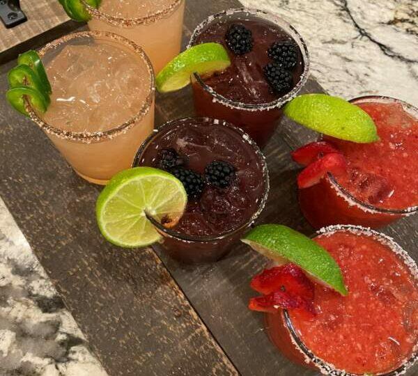 Super Bowl Pour Decisions–Margaritas and More!