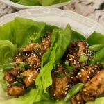 Wrap Up a Weeknight Meal with These Chicken Lettuce Wraps