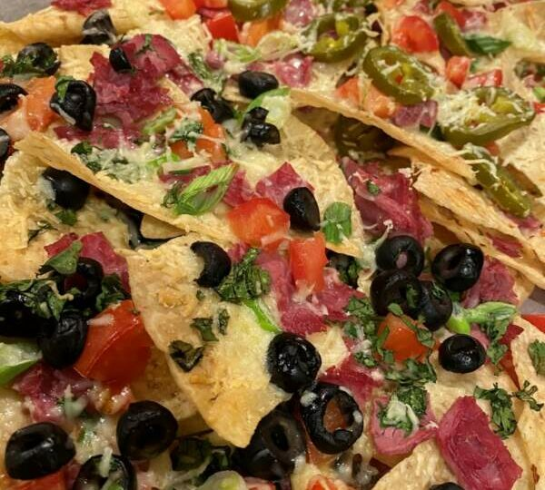 Get Your Irish on…Your Nachos?