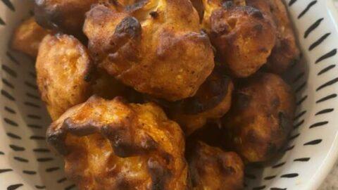 Side Dish Savvy—Buffalo Cauliflower