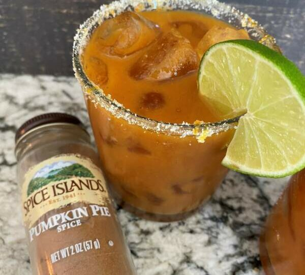 Monday Margarita Madness−It's The Great Pumpkin Margarita